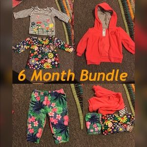 Other - 6 months baby girl bundle